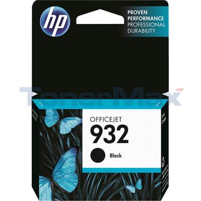 HP 932 INK BLACK